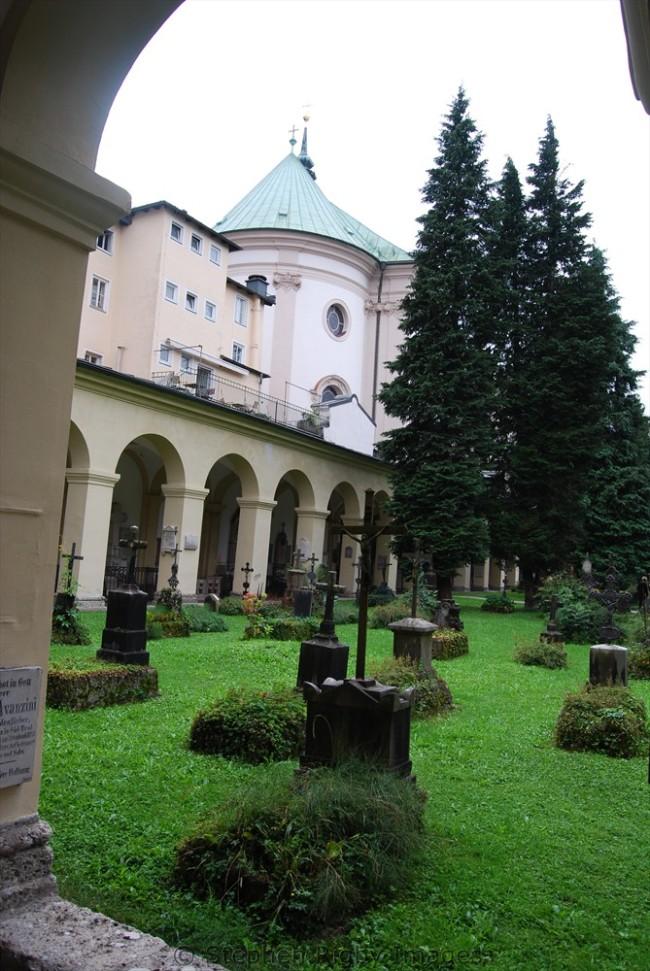 Salzburg 6 - Sebastianskirche