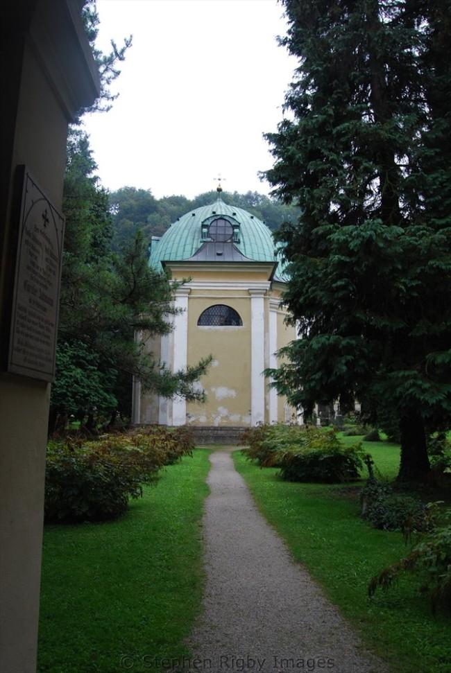 Salzburg 8 - St Sebastian's Pt 3